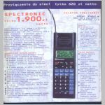 Spectronic TS400